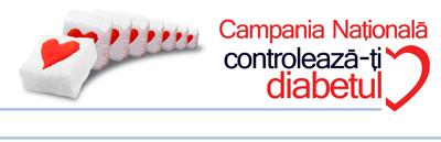 Campania Naţională Controlează-ţi Diabetul 2018