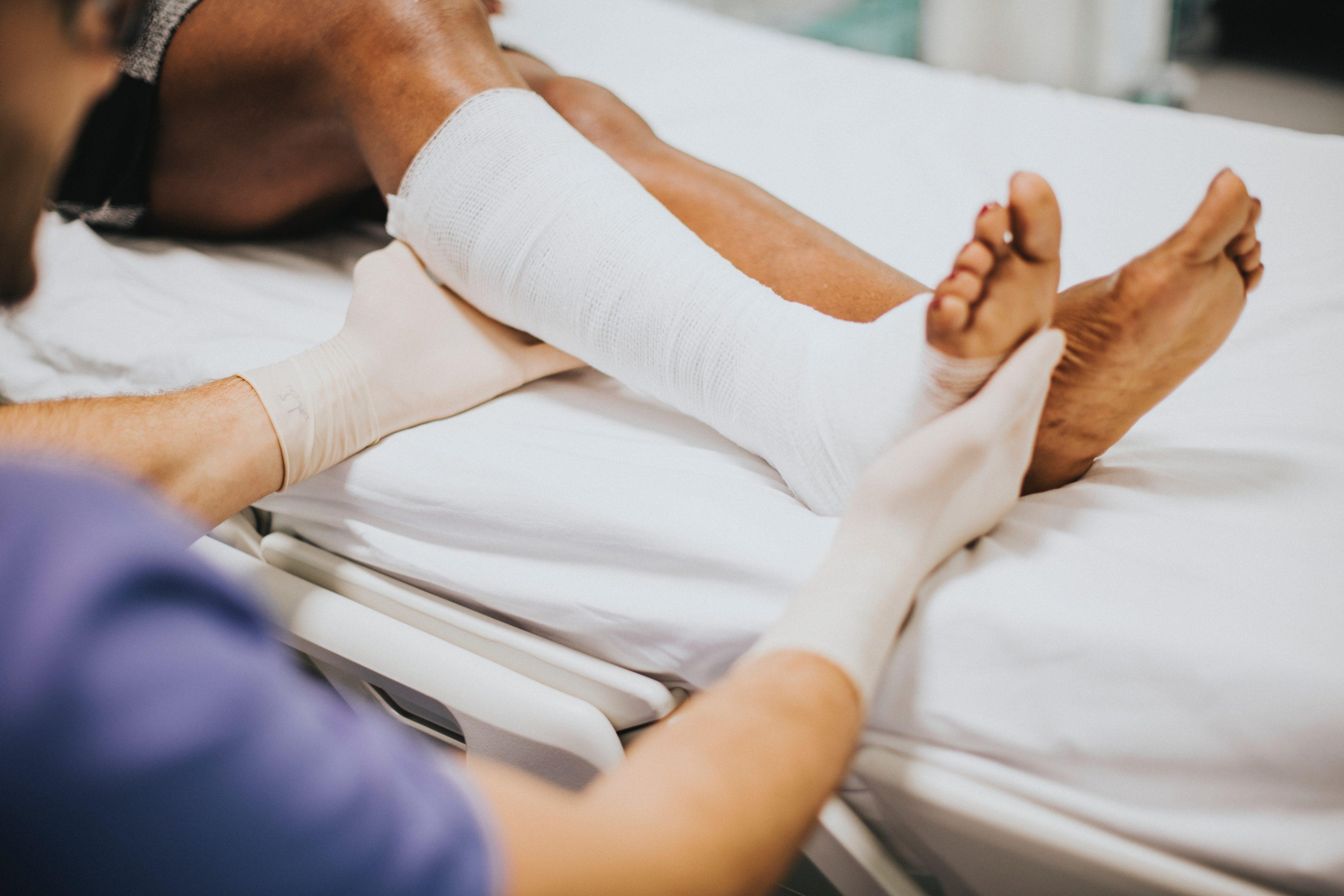Afecțiuni ale piciorului cauzate de diabet