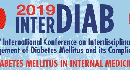 Curs de pompe de insulină şi Curs de pompe de insulină augmentate cu senzori, în cadrul Conferinței INTERDIAB 2019: 7-9 martie, București