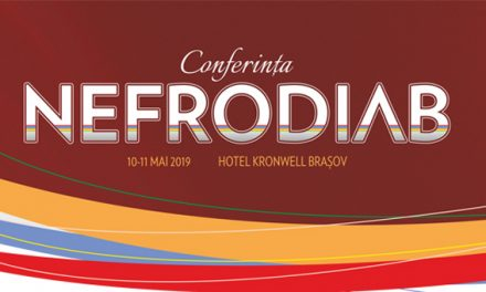 Conferința NefroDiab 2019: 10-11 mai, Brașov