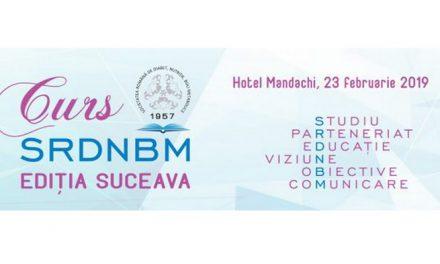 Lideri din diabetologia românească au participat la prima ediţie din 2019 a Cursului SRDNBM