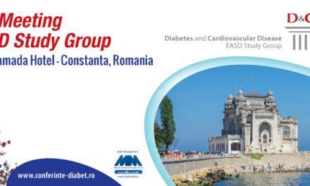 Conferinţa Naţională de Diabet şi Boli Cardiovasculare: 27-29 iunie, Constanţa