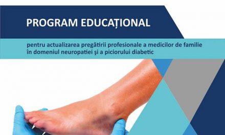 Program educațional pentru creșterea nivelului de informare a medicilor de familie asupra neuropatiei diabetice