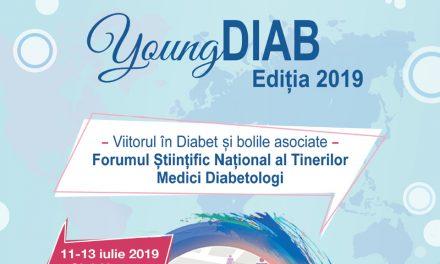 YOUNGDIAB: Viitorul în diabet și bolile asociate