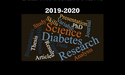 Diabetes Science School – Ediția 2019-2020