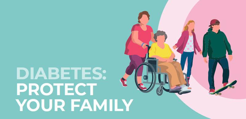 """""""Familia si Diabetul"""" – tema Zilei Mondiale a Dibetului, 14 noiembrie"""