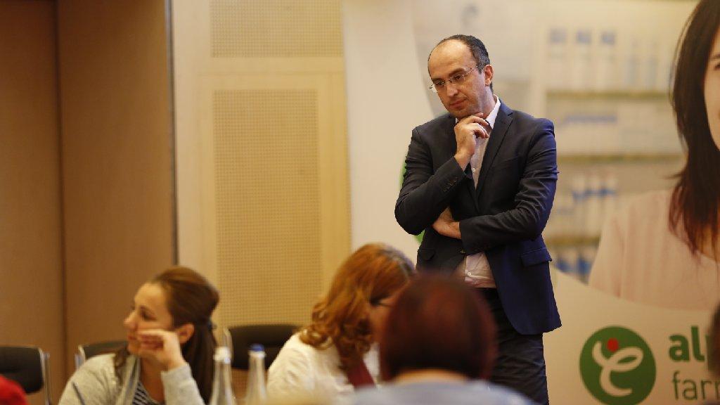 DR. MARIUS GEANTĂ, PREȘEDINTE, CENTRUL PENTRU INOVAȚIE ÎN MEDICINĂ: URMĂTORII ANI ELECTORALI POT FI O OPORTUNITATE PENTRU PACIENȚI