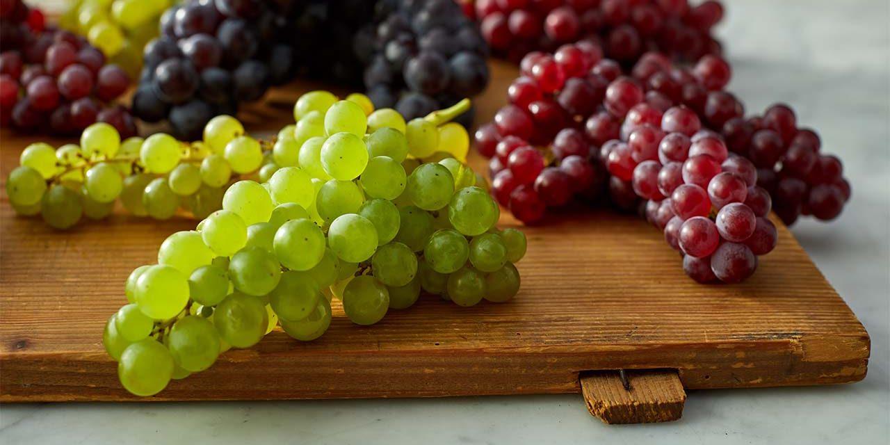 Strugurii, consumati dimineata, pot scadea nivelul glicemiei