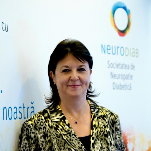 """Președintele Societății de Neuropatie Diabetică, Dr. Gabriela Radulian, lanseaza monografia intitulată """"Diabetul Zaharat în Practica Medicală"""""""