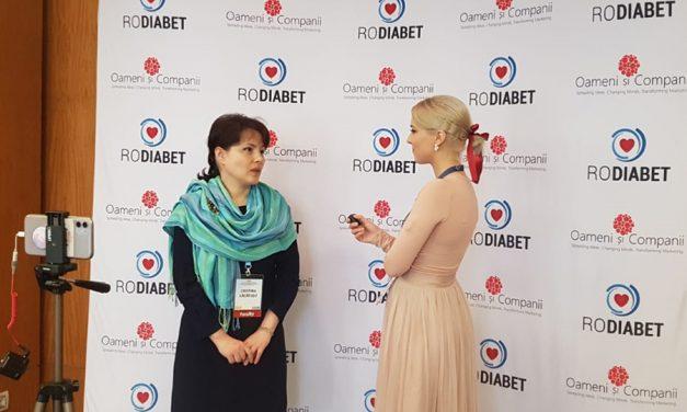 Conf. Dr. Cristina Lăcătușu: Diabetul zaharat de tip 2 se poate preveni dacă evităm sedentarismul