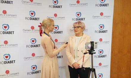 Prof. Dr. Doina Catrinoiu: Avem mai multe ținte la pacientul cu diabet, nu încercăm să obținem doar un control glicemic bun