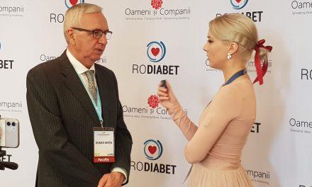 Prof. Dr. Univ. Eugen Moța: Prima cauză a bolii cronice de rinichi în lume este diabetul zaharat