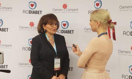 Prof. Dr. Carmen Fierbințeanu Braticevici: Nu se mai poate vorbi de a fi gastroenterolog fără să cunoști problemele legate de nutriție și diabet
