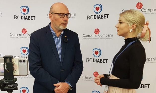 Prof. Dr. Adrian Covic: Rinichiul este o țintă predilectă pentru pacienții cu diabet