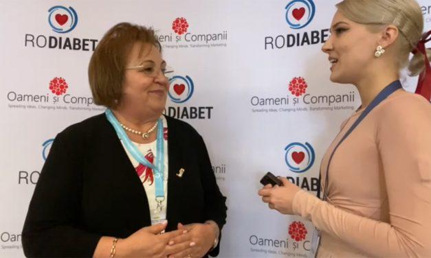 Prof. Univ. Dr. Maria Moța: La ora actuală sunt declarați 463 milioane de pacienți adulți cu diabet