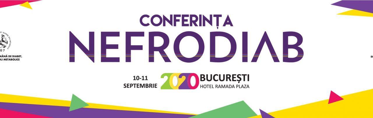 Conferinţa Naţională NefroDiab va fi reprogramată pentru perioada 10-11 septembrie