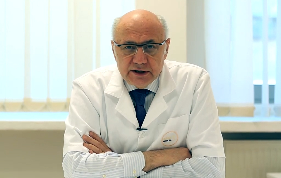 Prof. Dr. Irinel Popescu: În această perioadă se recomandă a se renunța complet la intervențiile laparoscopice și robotice, la intervențiile pentru afecțiuni benigne, la chirurgia estetică