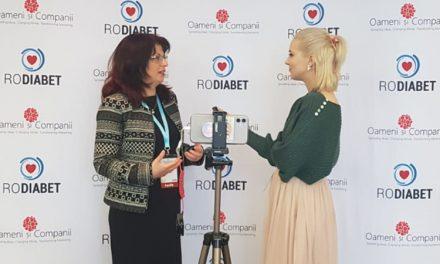 Dr. Doina Andrada Mihai: Trebuie să existe un program de educație pentru a preveni diabetul