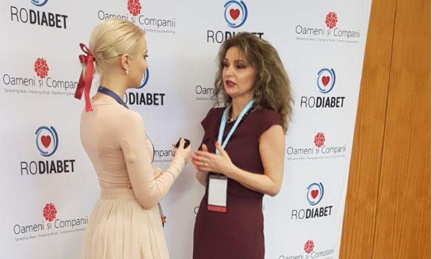 Dr. Nicoleta Mihaela Mîndrescu: Educația medicală este un factor de tratament în diabet