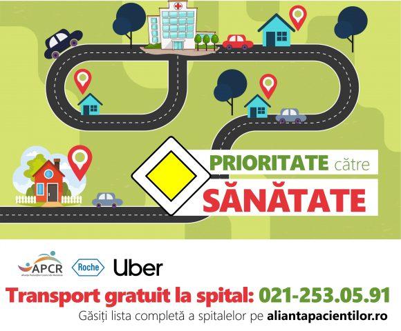 Iniţiativa #prioritatepentrusanatate vine în ajutorul pacienţilor cronici şi a sistemului de sănătate din România