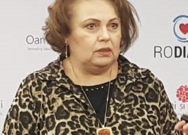 Prof. Dr. Gabriela Roman: Asistența medicală pentru persoanele cu diabet trebuie să continue, în mod obligatoriu, în cabinetele de ambulator de specialitate