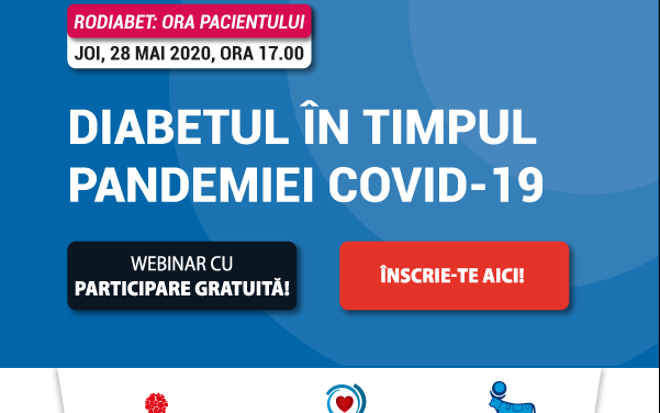 Există și cazuri pozitive de pacienți cu diabet care au trecut prin Covid19?