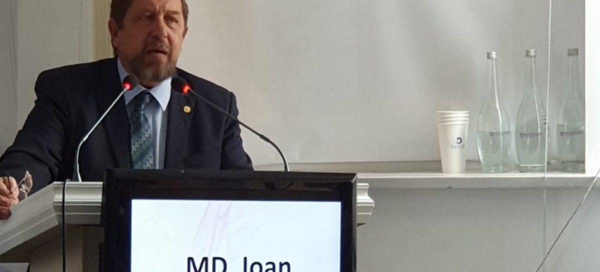 Conf. univ. dr. Ioan Andrei Vereșiu: Podiatria este mai bine cunoscută în străinătate decât la noi