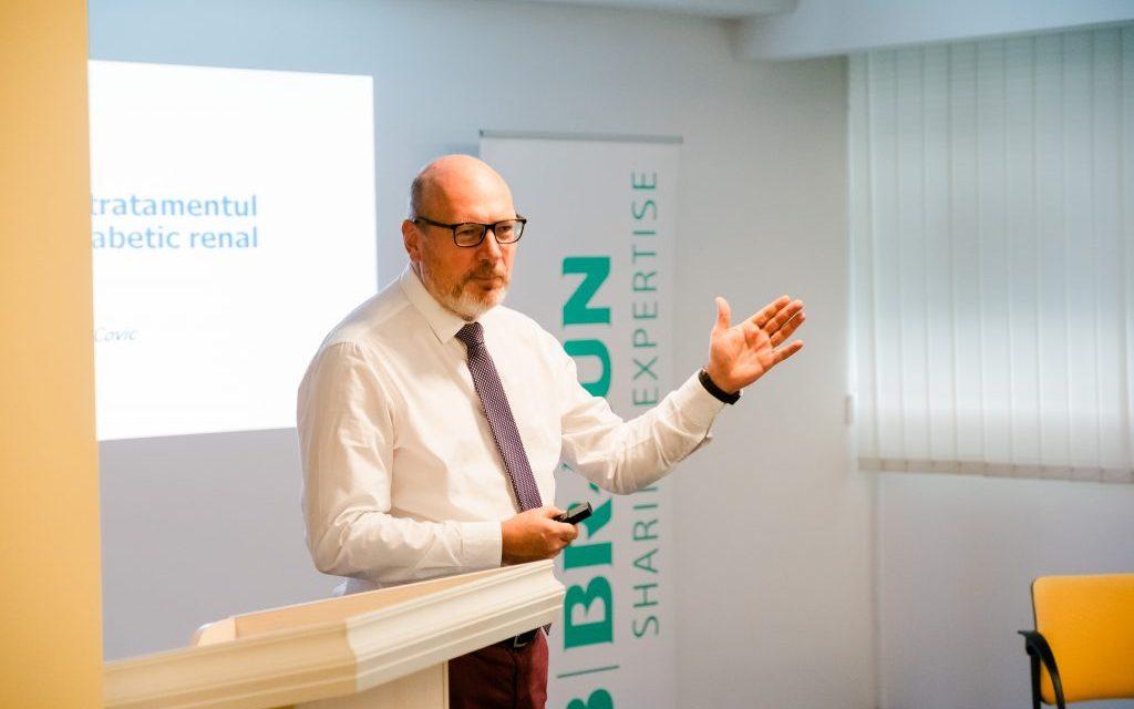 Prof. Dr. Adrian Covic: Pacienții trebuie să fie cât mai echilibrați, protecția nu trebuie dusă la extrem