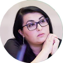 Cristina Petruț, Psiholog și Vicepreședinte FADR: În pandemie, nivelul de anxietate crește și este cu atât mai mare nevoia de informare din surse documentate
