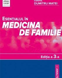 Trei volume de interes pentru medicii de familie, de la Editura Amaltea