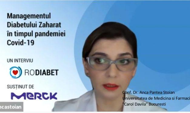 Conf. Dr. Anca Pantea Stoian: Profilul Glicemic-Evaluare, Monitorizare și Control
