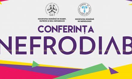 Conferinţa Naţională NefroDiab: Online, 10-11 septembrie 2020
