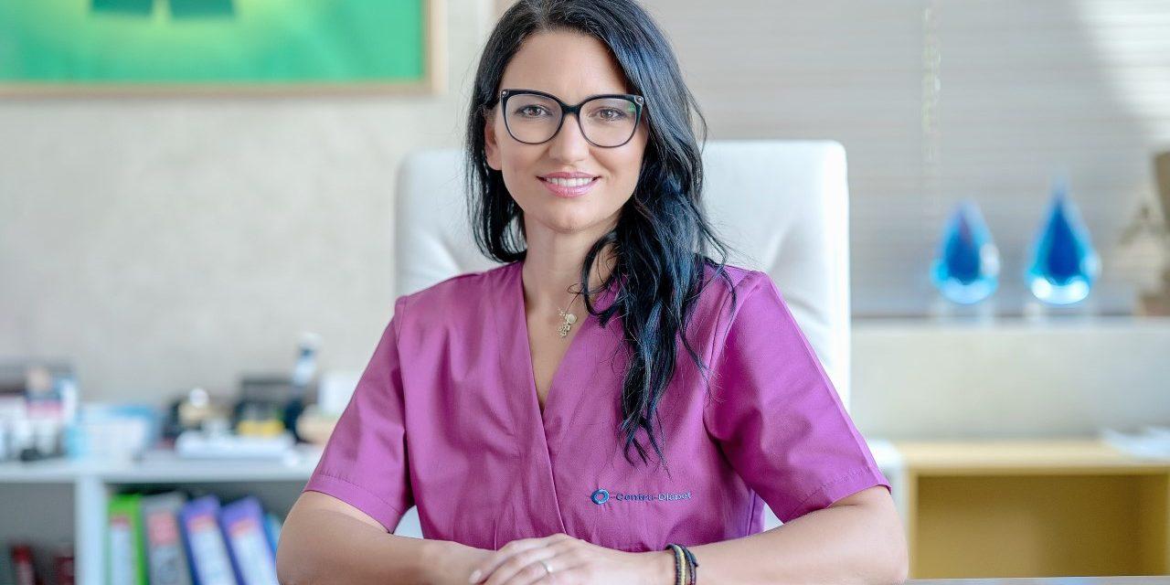 Dr. Alina Spinean: De dietă și mișcare fizică depinde și echilibrarea sistemului imunitar și echilibrarea diabetului zaharat