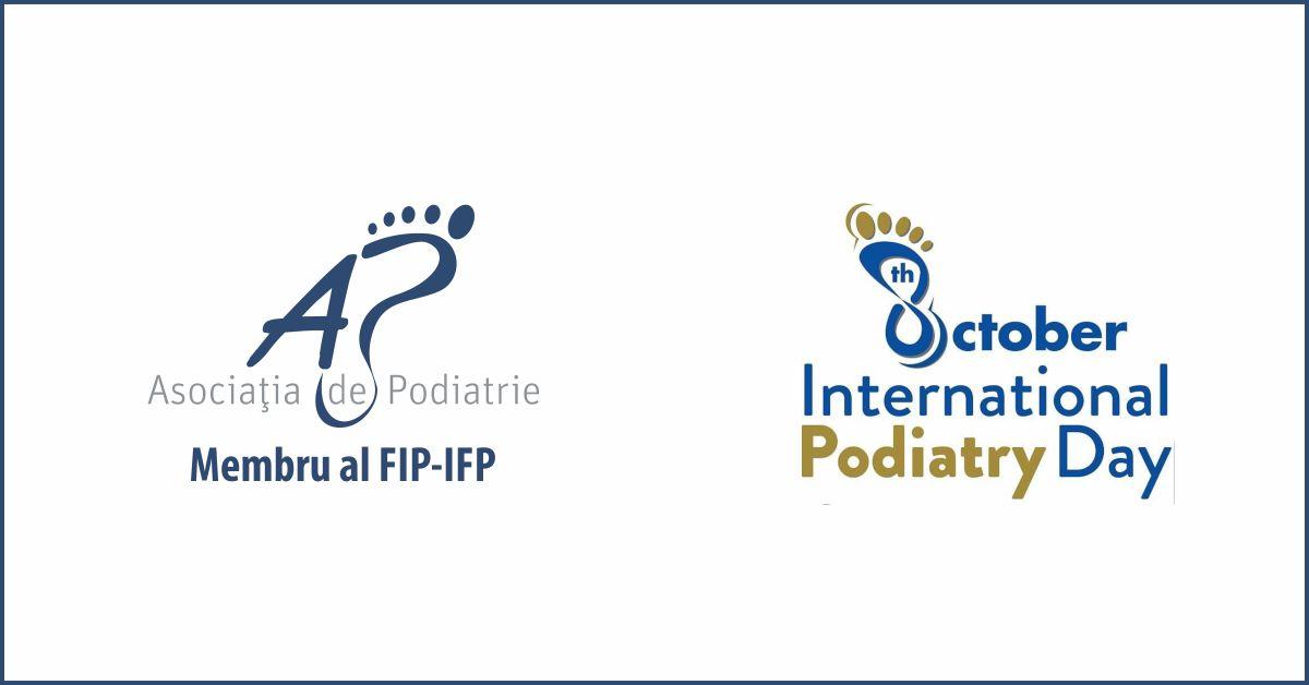 Ziua Internațională a Podiatriei 2020 – un eveniment unic pentru comunitatea medicală