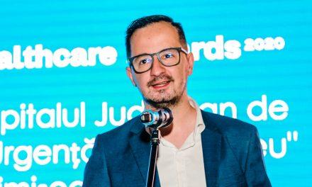 """Dr. Raul Pătrașcu, Manager, Spitalul Clinic Județean de Urgență """"Pius Brînzeu"""", Timișoara: Cel mai mare pericol este contractarea virusurilor gripal și Sars-Cov-2, în același timp"""