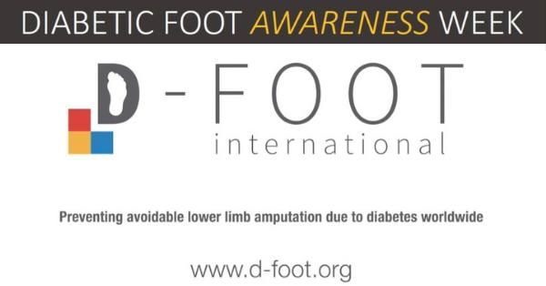 Săptămâna Piciorului Diabetic: 8-14 noiembrie 2020