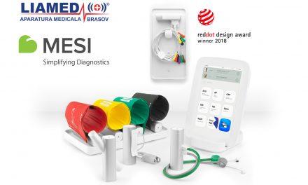 Mesi Mtablet, sistem inteligent de diagnosticare și monitorizare a pacienților cardiaci în contexul pandemiei de coronavirus