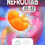 Conferinţa Naţională NefroDiab: 22-23 aprilie, online