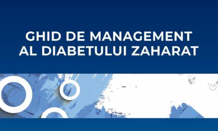 Nou ghid de management al diabetului zaharat