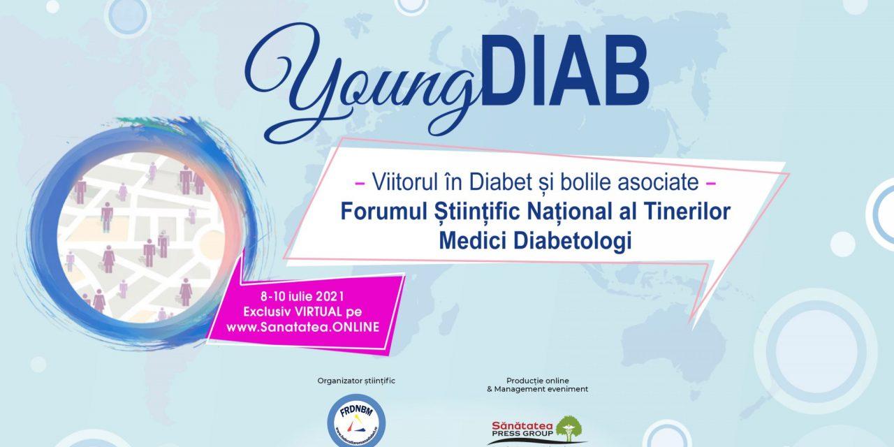 Forumul Științific Național al Tinerilor Medici Diabetologi a ajuns la ediția a V-a