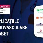 Ora pacientului Rodiabet dedicată complicațiilor vasculare este disponibilă acum pe YouTube