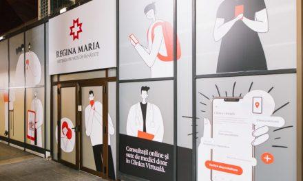 REGINA MARIA continuă investițiile în telemedicină și deschide un hub medical, pe fondul unei creșteri de 32% a programărilor în Clinica Virtuală