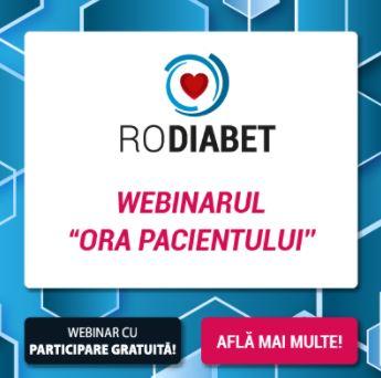 Ora Pacientului RoDiabet